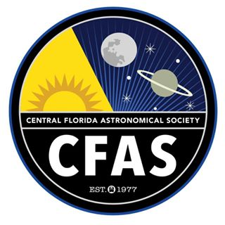Central Florida Astronomical Society, Inc. Logo