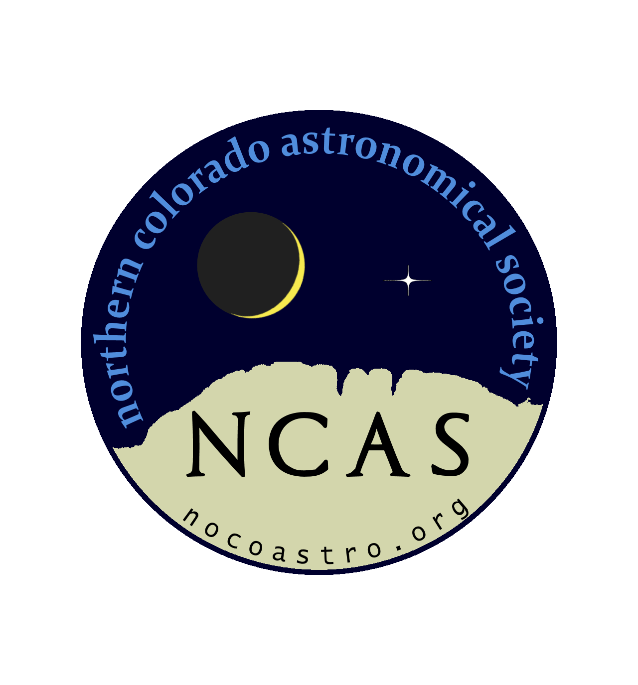 Northern Colorado Astronomical Society Logo