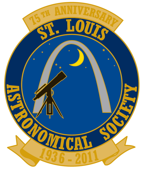 St. Louis Astronomical Society Logo