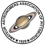 Amateur Astronomers Association of Pittsburgh Logo