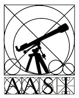 Astronomical Association of Southern Illinois Logo