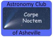 Astronomy Club of Asheville: Event Calendar
