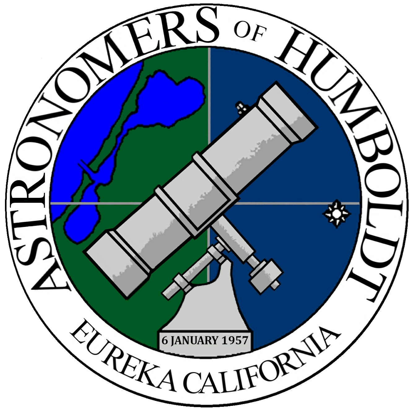 Astronomers of Humboldt Logo