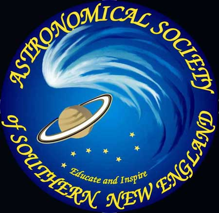 Astronomical Society of Southern New England Logo