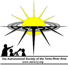 Astronomical Society of the Toms River Area A.S.T.R.A. Logo