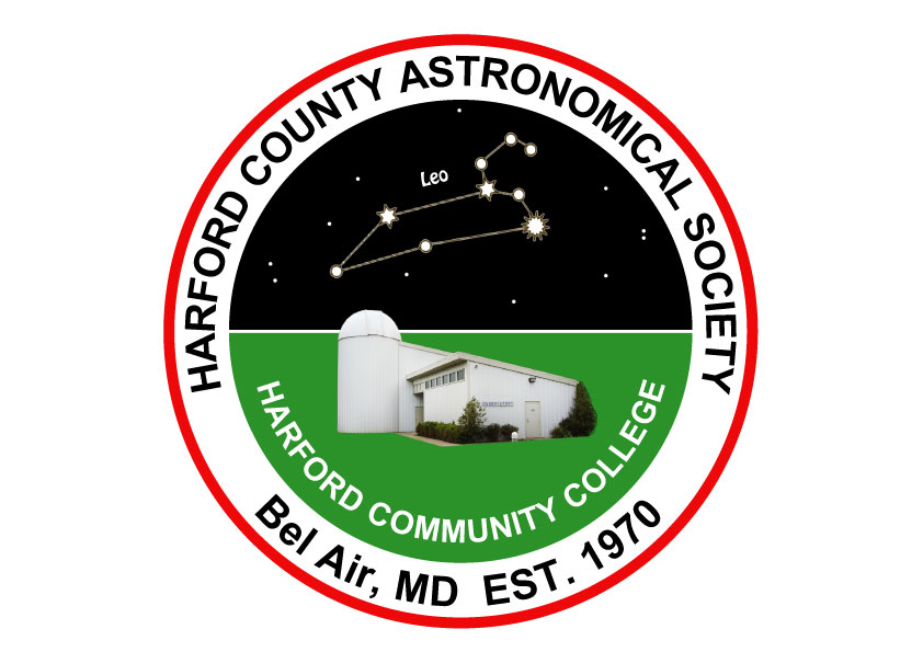Harford County Astronomical Society Logo