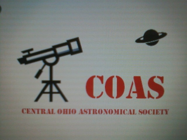 Central Ohio Astronomical Society Logo