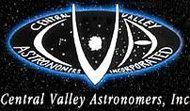 Central Valley Astronomers Logo