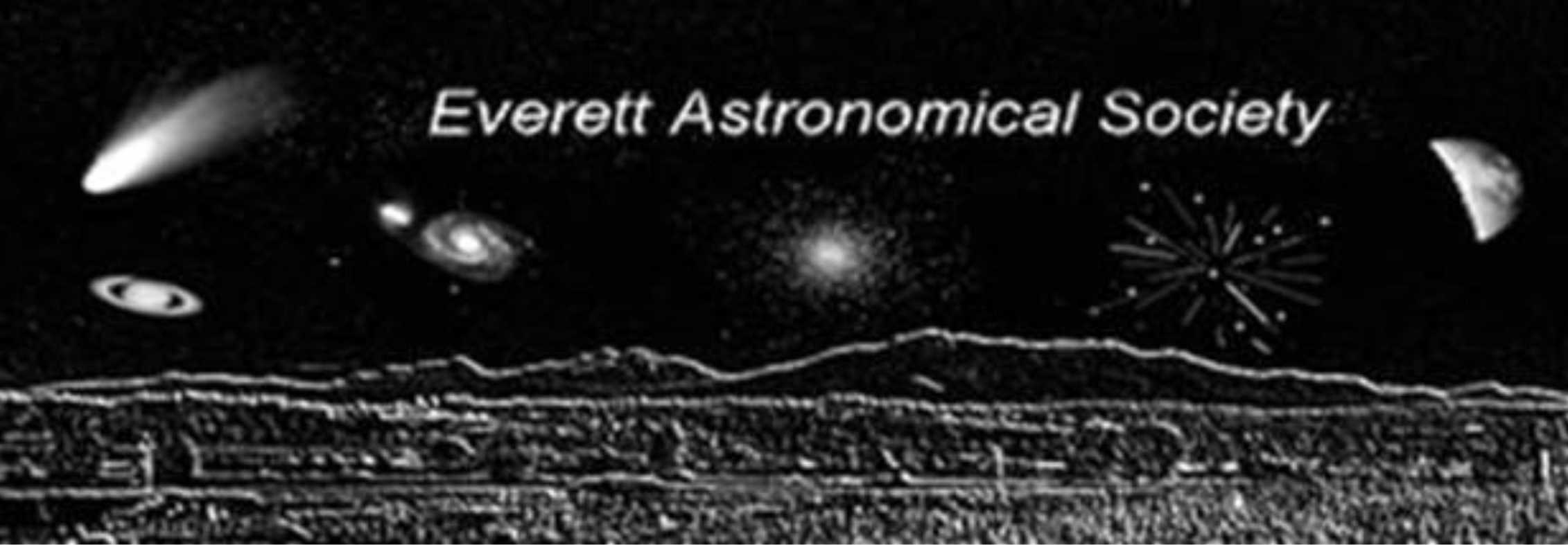 Everett Astronomical Society Logo