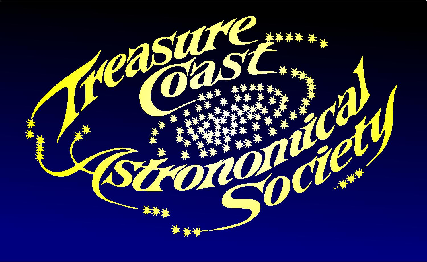 Treasure Coast Astronomical Society Logo