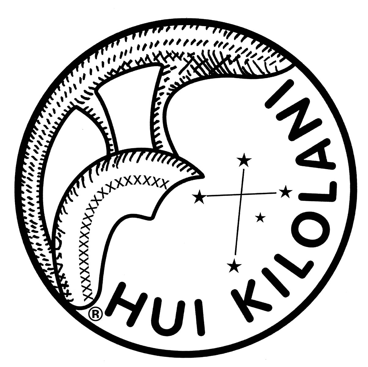 Hawaiian Astronomical Society Logo