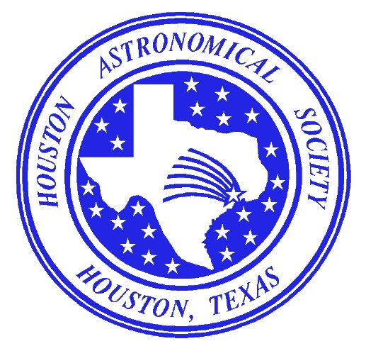 Houston Astronomical Society Logo