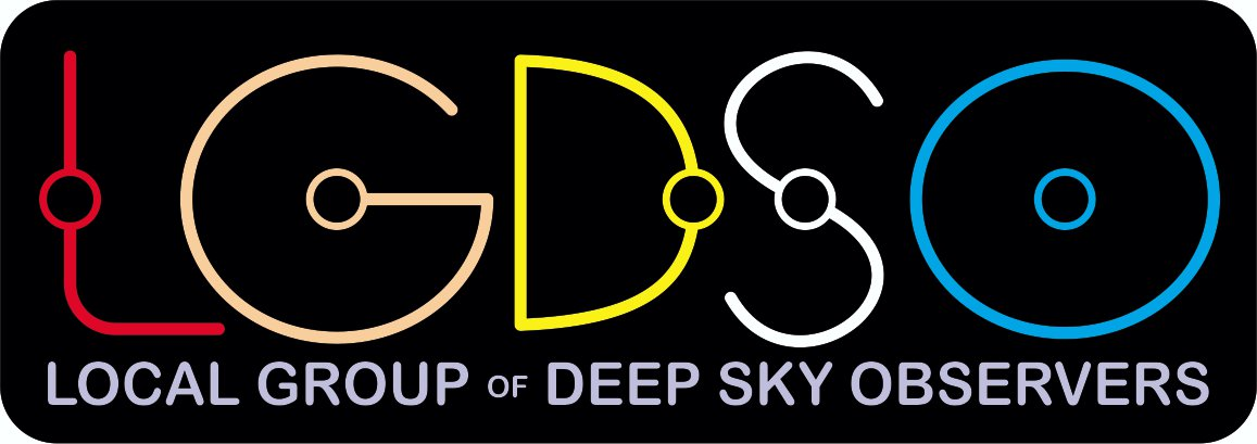 Local Group of Deep Sky Observers Logo