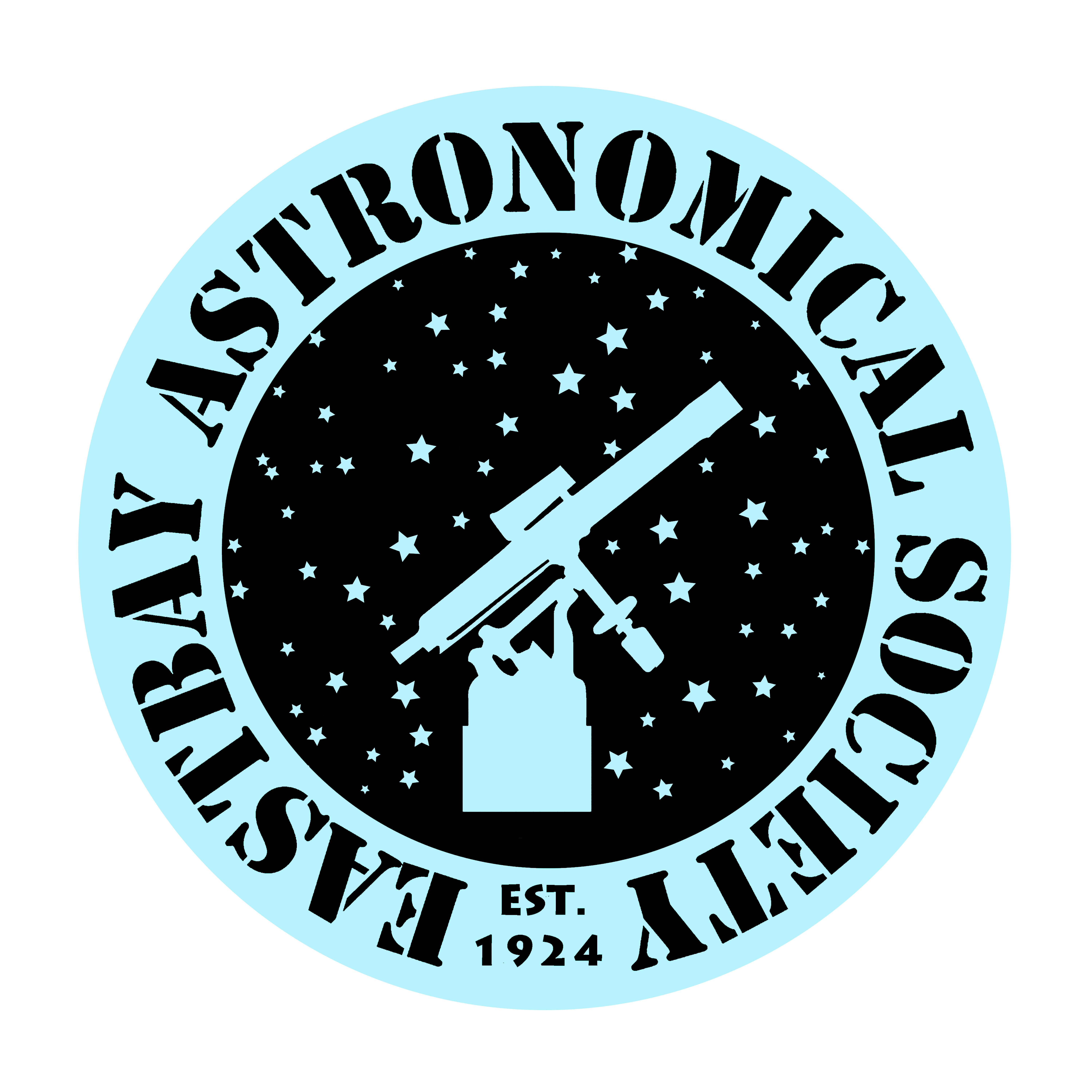Eastbay Astronomical Society Logo