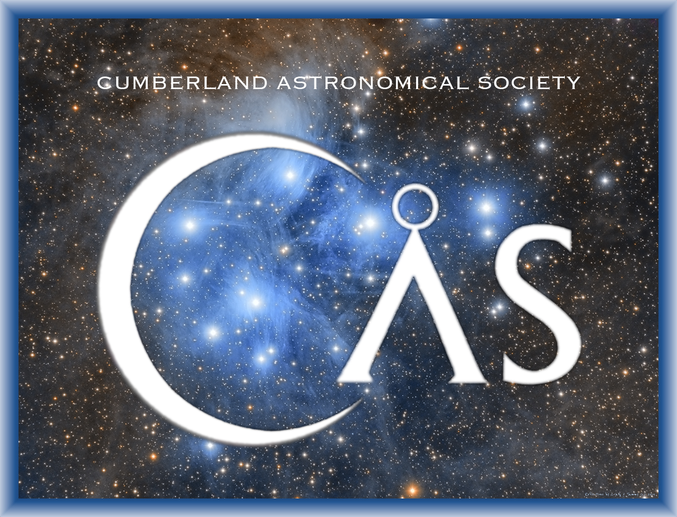 Cumberland Astronomical Society Logo