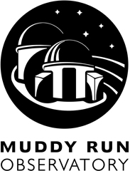 MUDDY RUN Observatory Logo