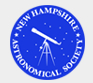 New Hampshire Astronomical Society Logo