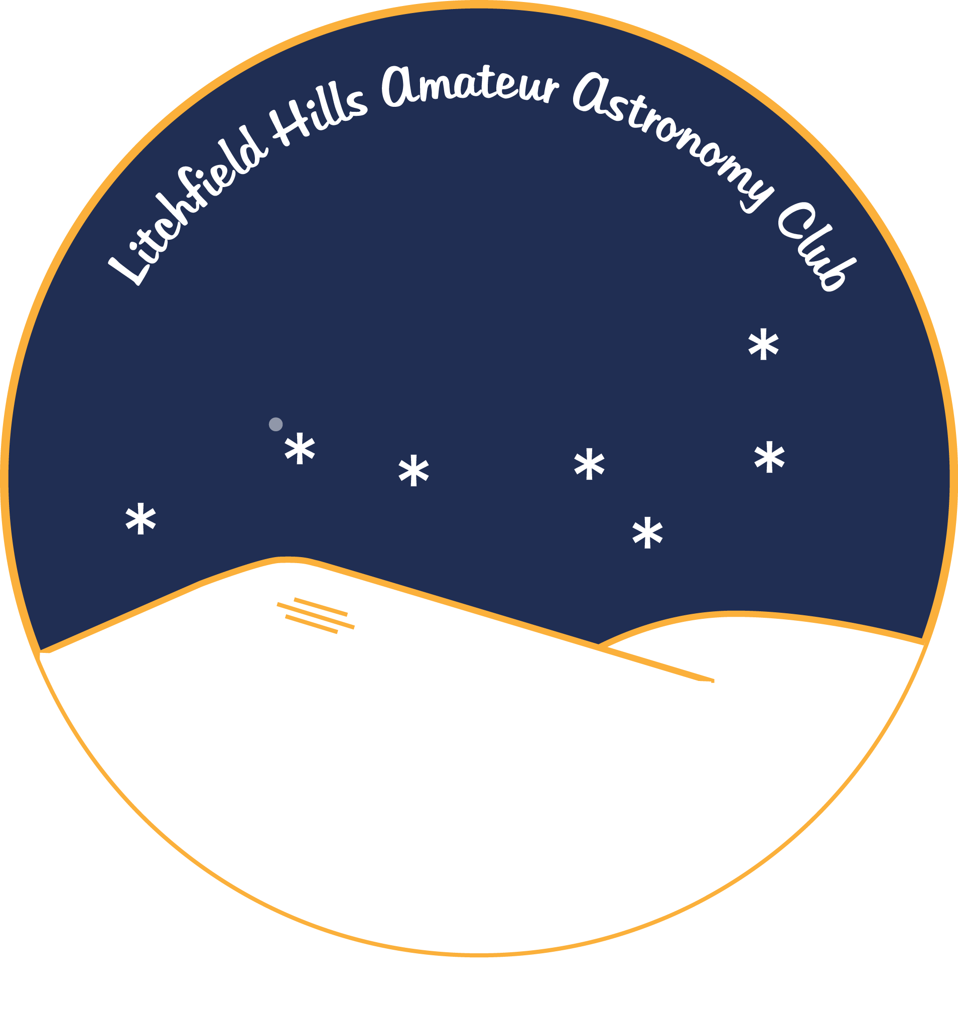 Litchfield Hills Amateur Astronomy Club Logo