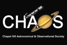 Chapel Hill Astronomical and Observational Society Logo