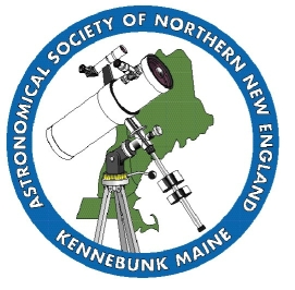 Astronomical Society of Northern New England Logo