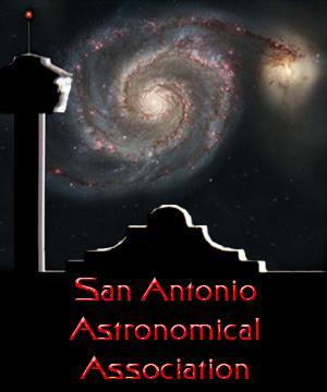 San Antonio Astronomical Association Logo