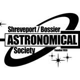Shreveport / Bossier Astronomical Society Inc. Logo