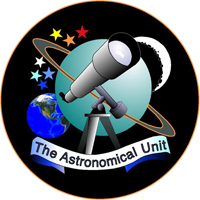 Santa Barbara Astronomical Unit Logo