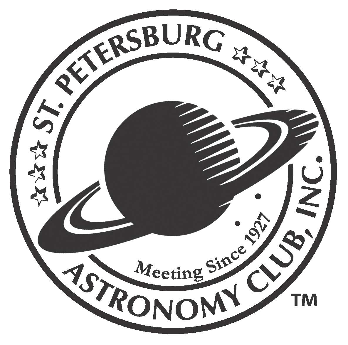 St. Petersburg Astronomy Club Logo