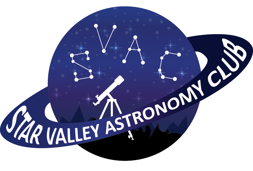 Star Valley Astronomy Club Logo
