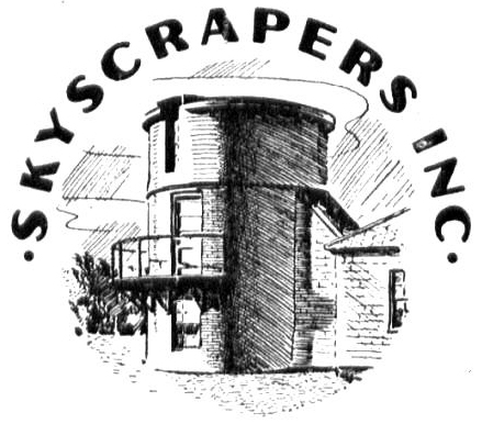 Skyscrapers, Inc. Amateur Astronomical Society of Rhode Island Logo