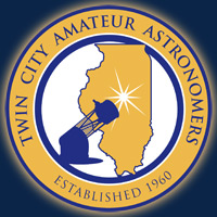 Twin City Amateur Astronomers Logo