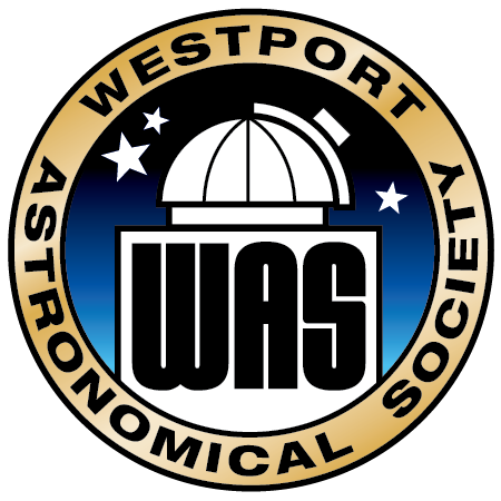 Westport Astronomical Society Logo