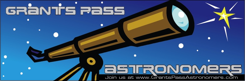 Grants Pass Astronomers Logo
