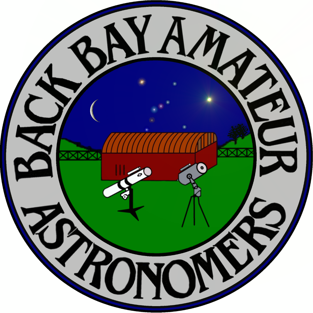 Back Bay Amateur Astronomers Logo