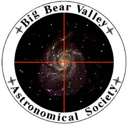 Big Bear Valley Astronomical Society Logo