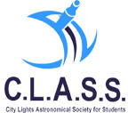 City Lights Astronomical Society for Students Logo