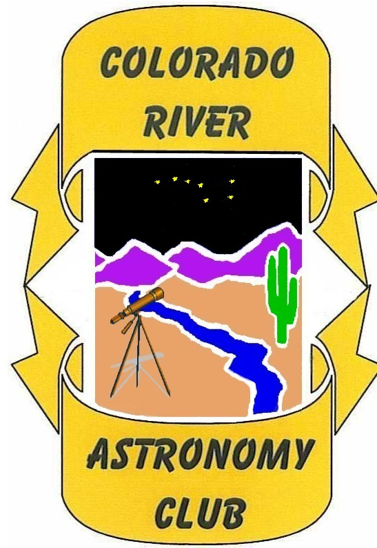 Colorado River Astronomy Club Logo