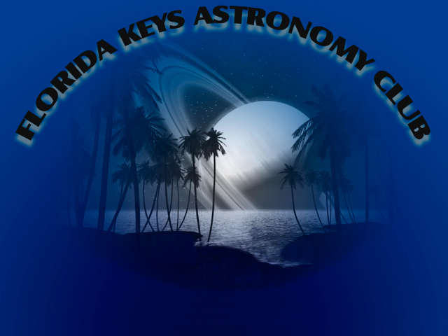 Florida Keys Astronomy Club Logo