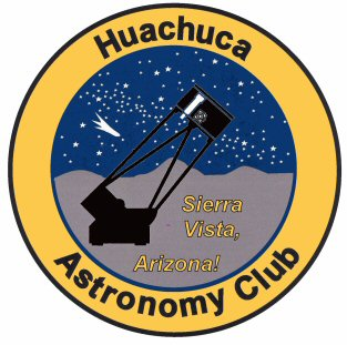 Huachuca Astronomy Club of Southeastern Arizona Logo