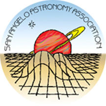 San Angelo Astronomy Association Logo