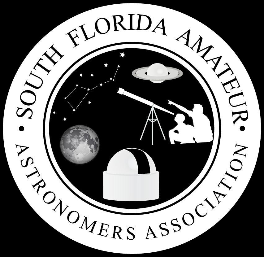South Florida Amateur Astronomers Association Logo