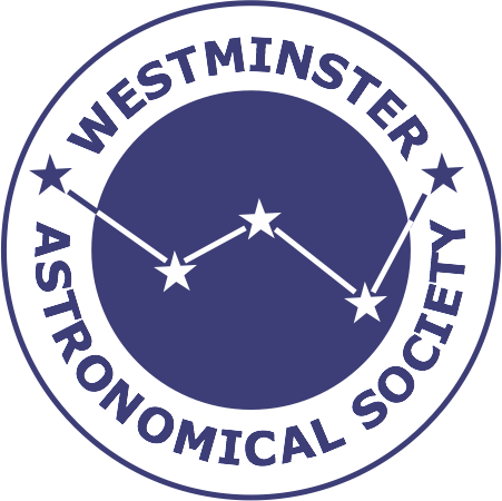 Westminster Astronomical Society, Inc. Logo