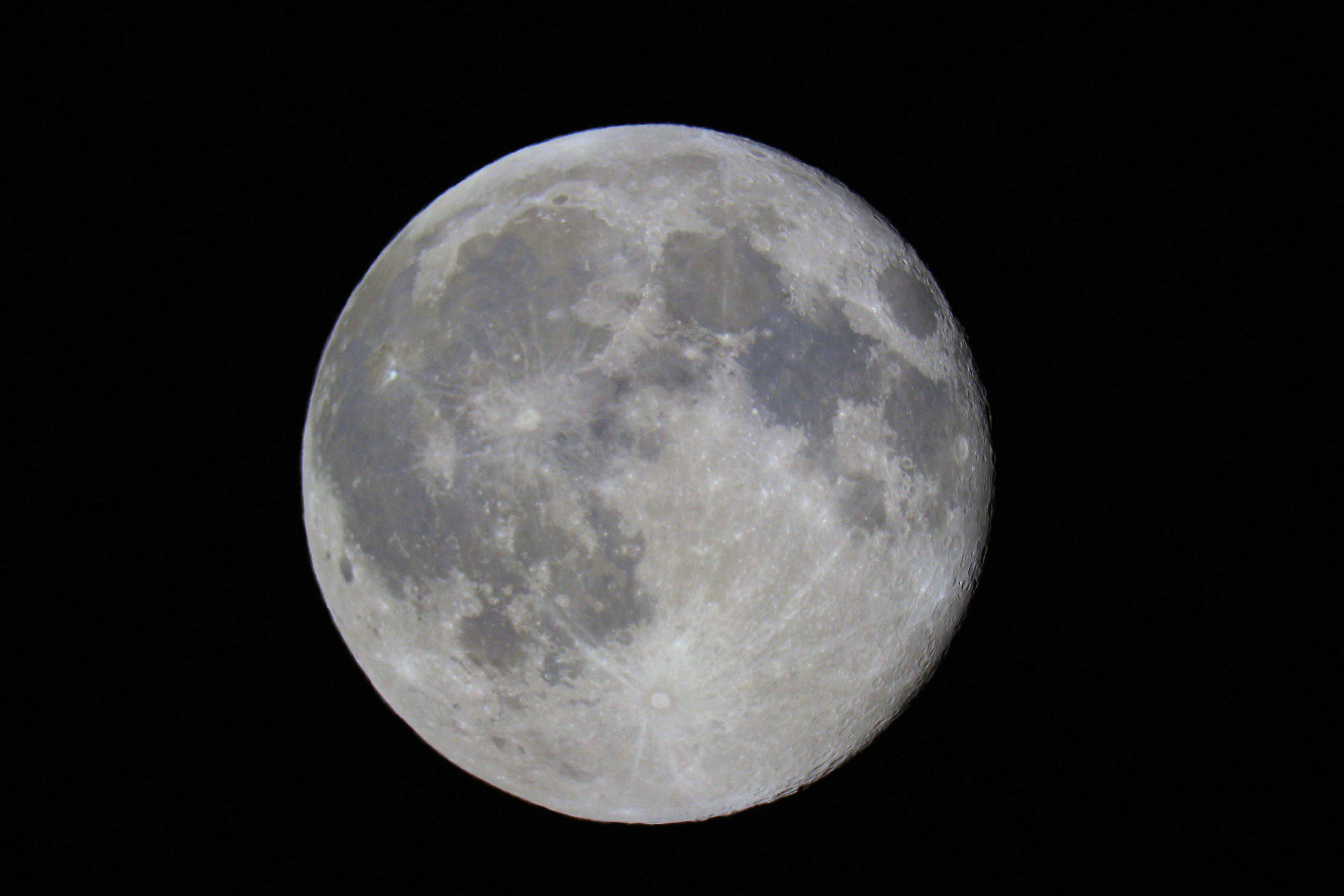 nasa night sky mezza luna - photo #5