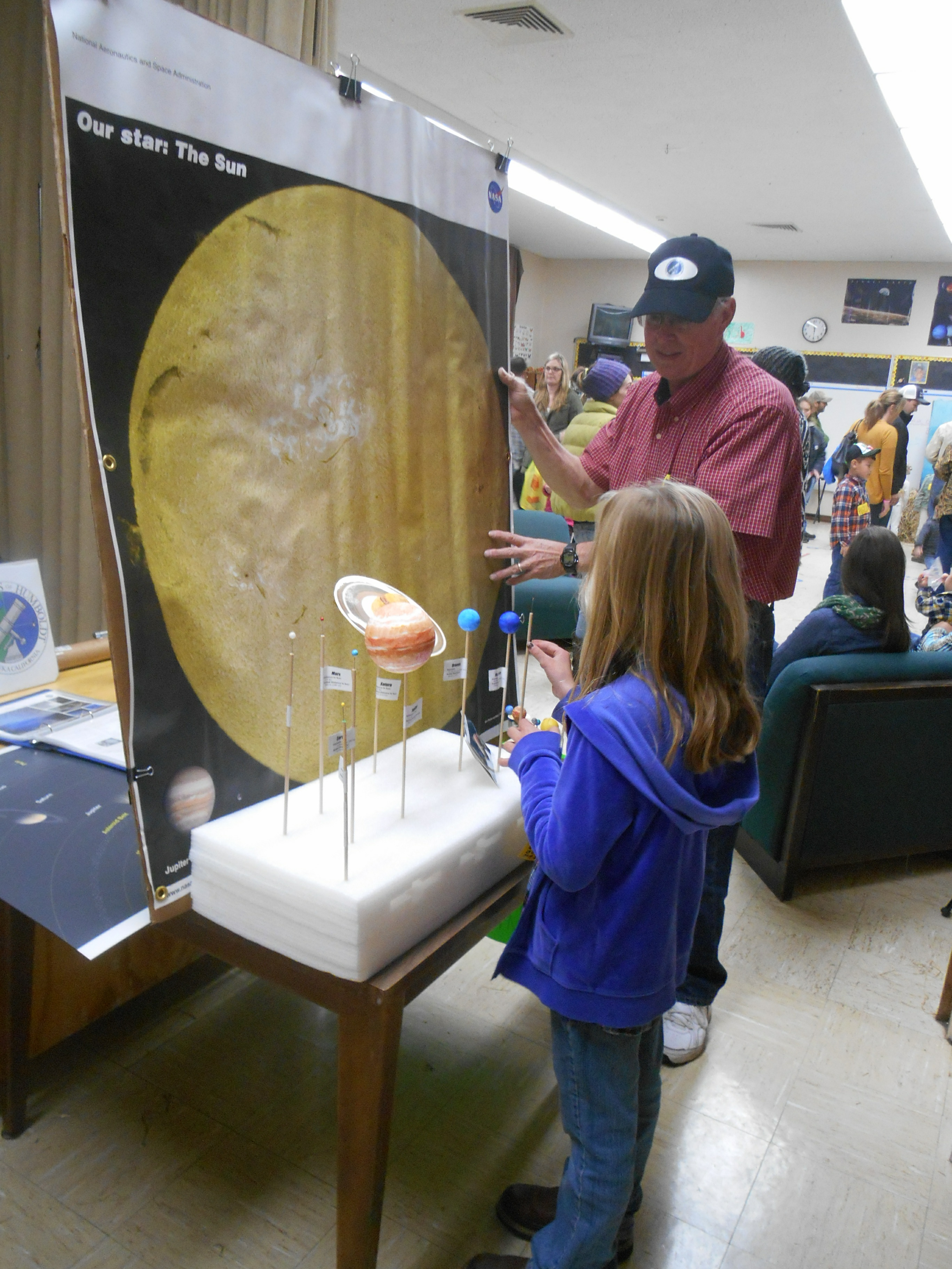Photo from AOH-Kneeland School Fall Festival
