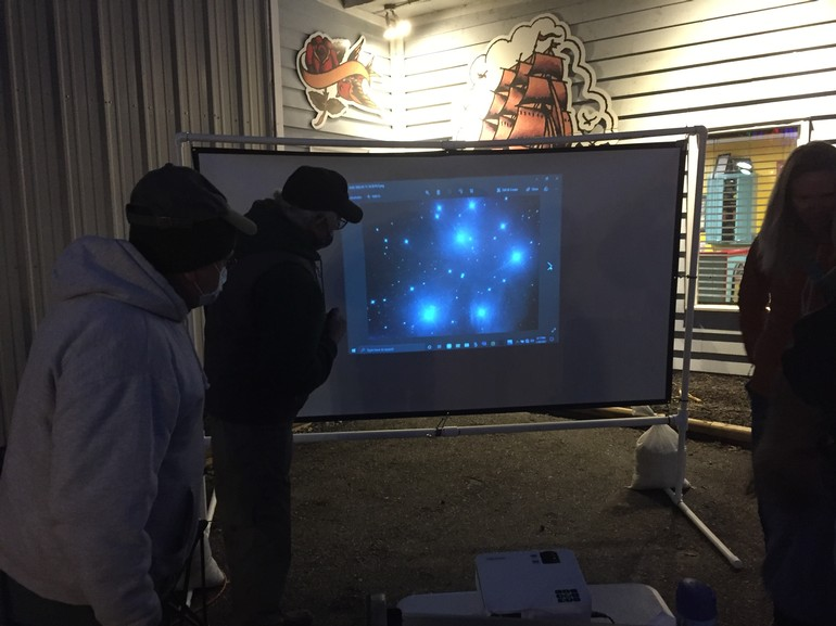 Photo from Astronomy Night at Fatty's