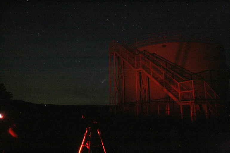 Photo from Starlight Astronomy Public Sky Watch