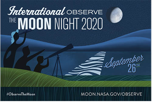 International Observe the Moon Night Resources