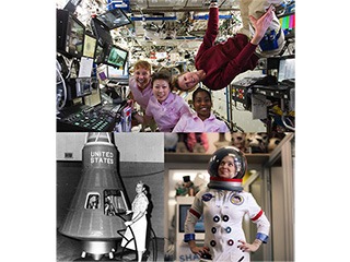 NSN Webinar: The Wrong Stuff: NASA and the Mercury 13 Women Astronauts