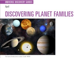 Universe Discovery Guide: April