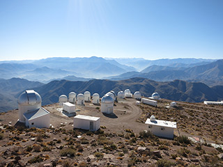 Telecon: Chilean Skies: Amateur and Professional Astronomy in the Andes